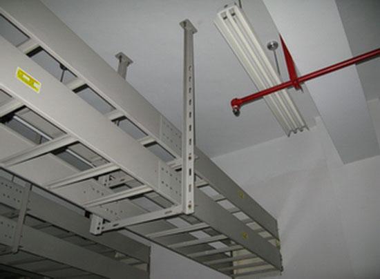 国虹卓越创新产业园安装桥架